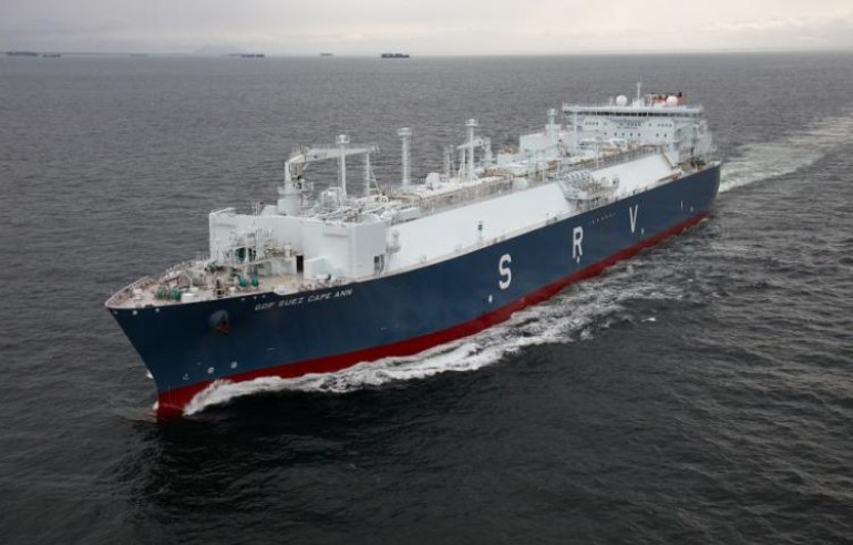 Engie renews FSRU contract with CNOOC