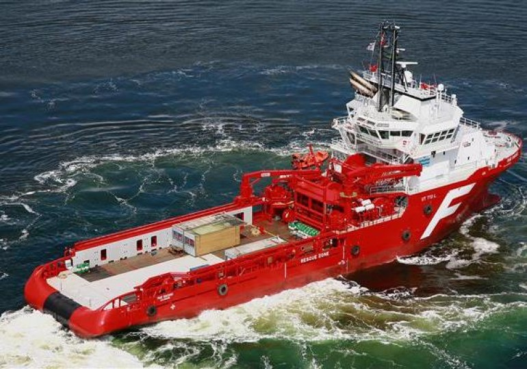 SolstadFarstad fixes AHTS to Norwegian Coastal Administration