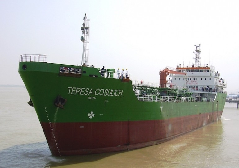 Fratelli Cosulich lands in Dubai for bunker trading