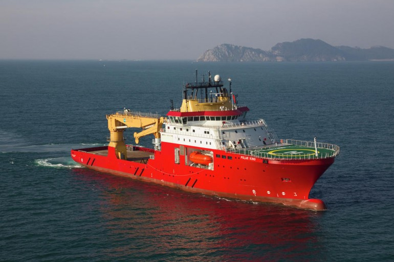 GC Rieber Shipping secures CSV extension
