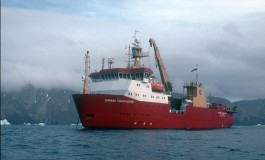 GC Rieber Shipping awarded option for survey vessel