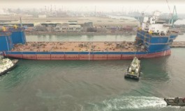 ZPMC to acquire 50% stake in four GPO heavy lift vessels