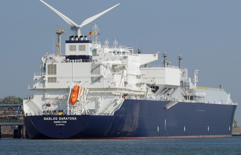 GasLog orders new LNG carrier at Samsung