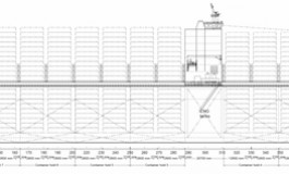New boxship design gets rid of engine rooms