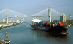 Georgia ports fully operational again after damaging brush with hurricane