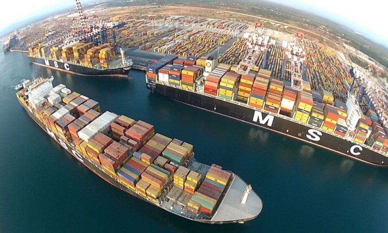 Excess capacity hitting box freight rates hard