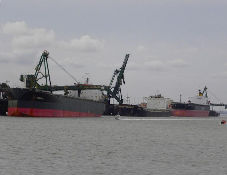 Daelim Corporation bulker banned from Australian ports