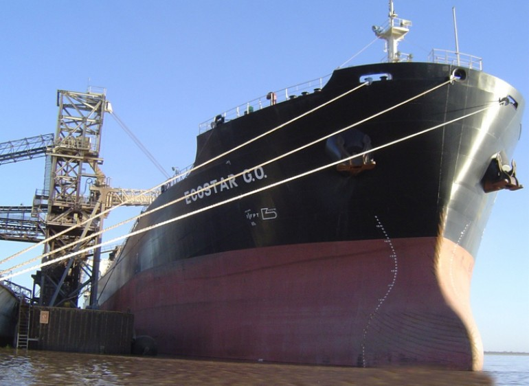 Nissen Kaiun panamax picked up by the other George Economou