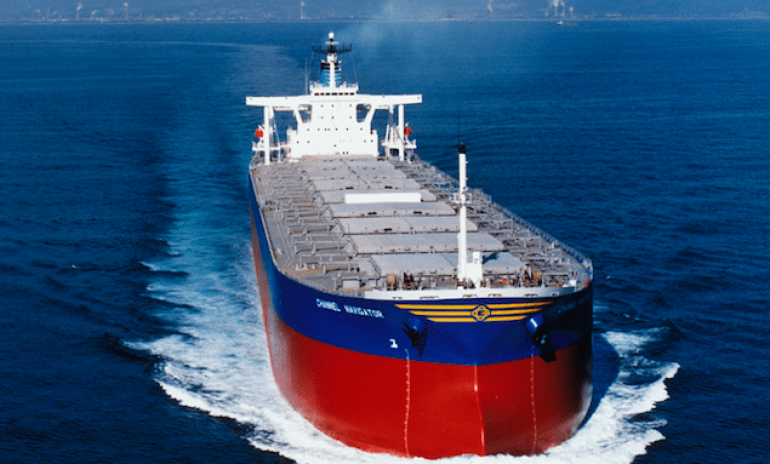 Dry bulk stocks best performers in 2017
