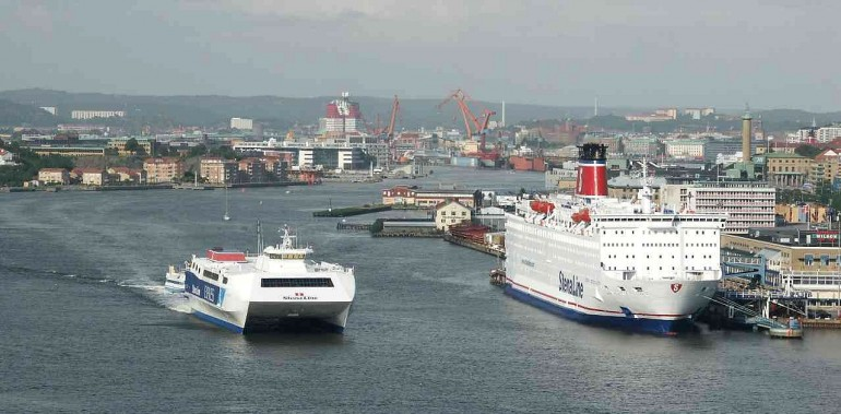 Gothenburg to get LNG bunkering facility