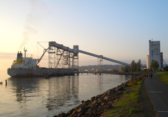 Argentina's port of Rosario hit by strike
