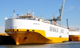 Grimaldi orders three more car and truck carriers