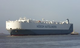 Marenave sells car carrier as part of restructuring