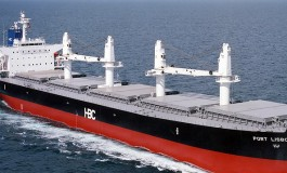 HBC Hamburg Bulk Carriers handed management of 11 ships