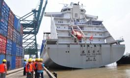 Ports detains cargo from Hong Sheng Gang Tai ships