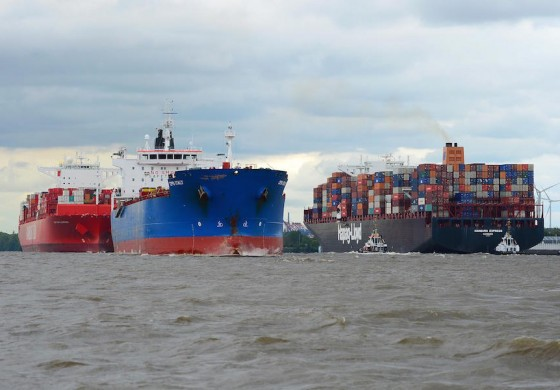 Cloud potential dawns on shipping