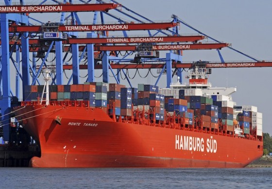 Maersk rings the changes at Hamburg Süd