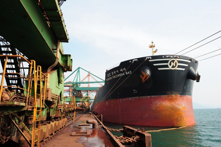 KAMCO to take control of 20 Korean ships