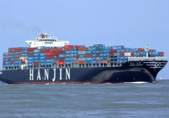 Hanjin's longest voyage yet