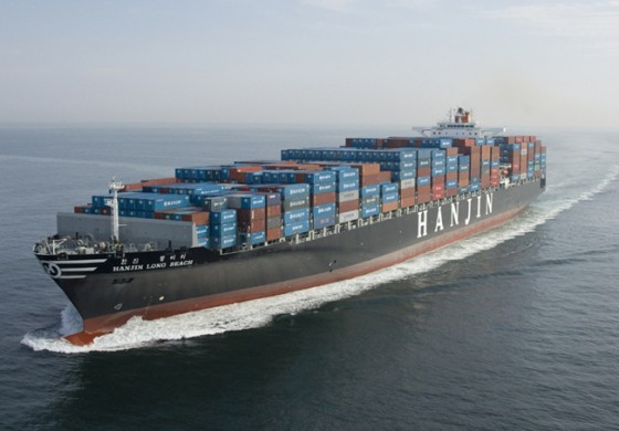 Has shipping become commoditised?