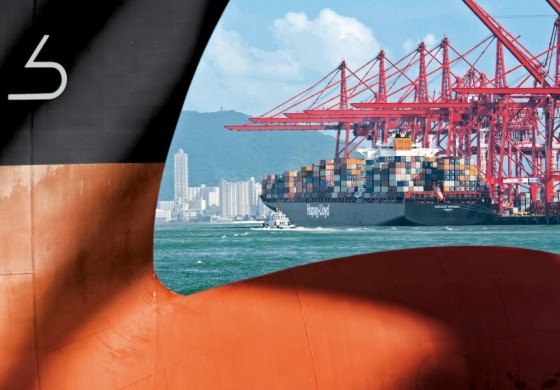 The containership bounce back: what could possibly go wrong?