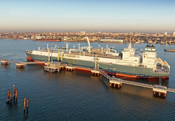 Nakilat and Höegh LNG team up on FSRU projects