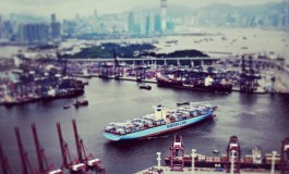 Hong Kong startup launches blockchain project designed to transform container shipping
