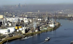 Fire aboard chemical tanker causes closure of Houston Ship Channel