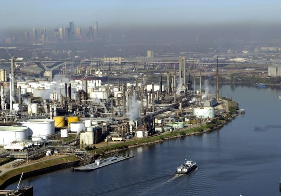 Shipping traffic resumes on Houston Ship Channel