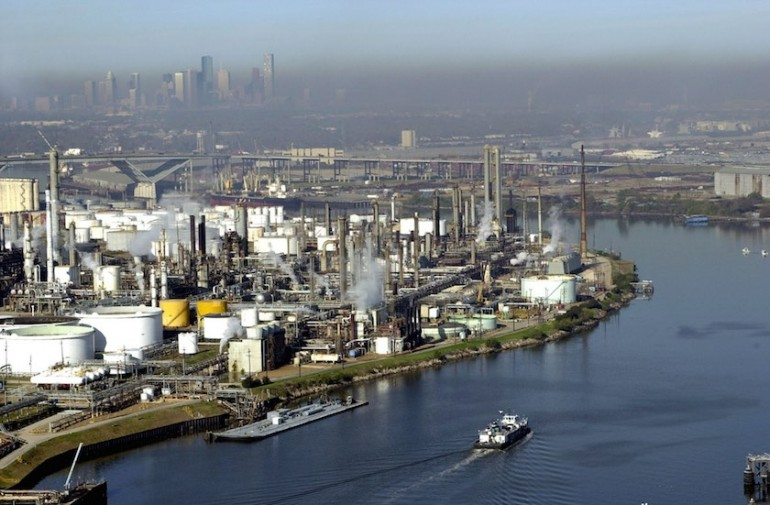 Houston Ship Channel hit by fire in pipeline at oil terminal