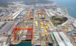 Struggling Hyundai Heavy suspends work at another dock