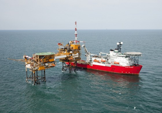 Royal IHC and Dräger dive into support vessel partnership
