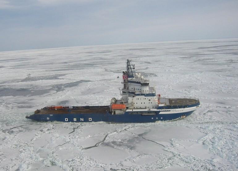 Fennica. Shell наращивает Арктическую группировку.