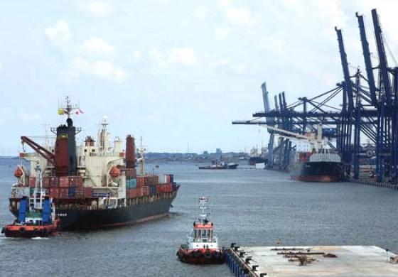 South Sulawesi port development