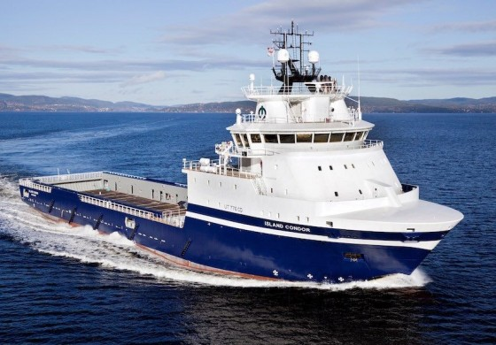 Island Offshore delays delivery of five OSVs