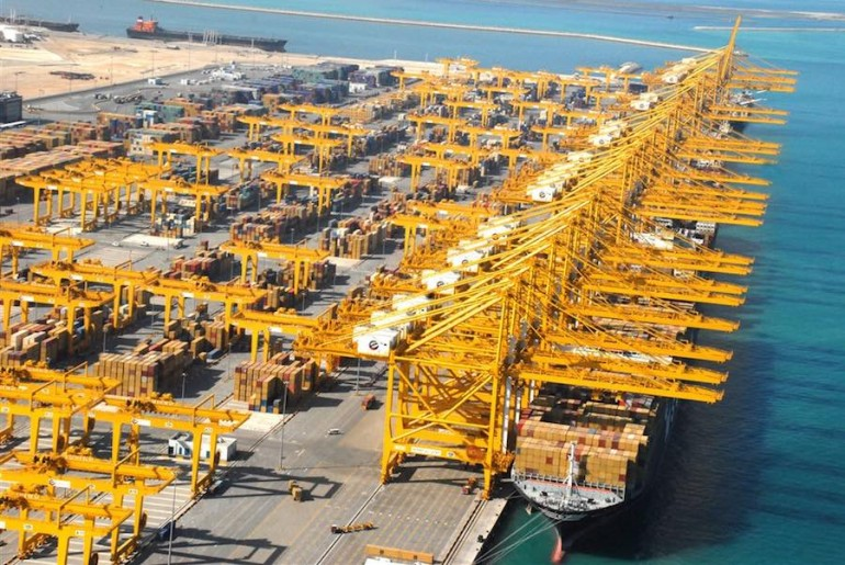 ITF targets DP World