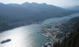 Authorities monitoring hazardous materials from sunken tugboat near Alaskan capital