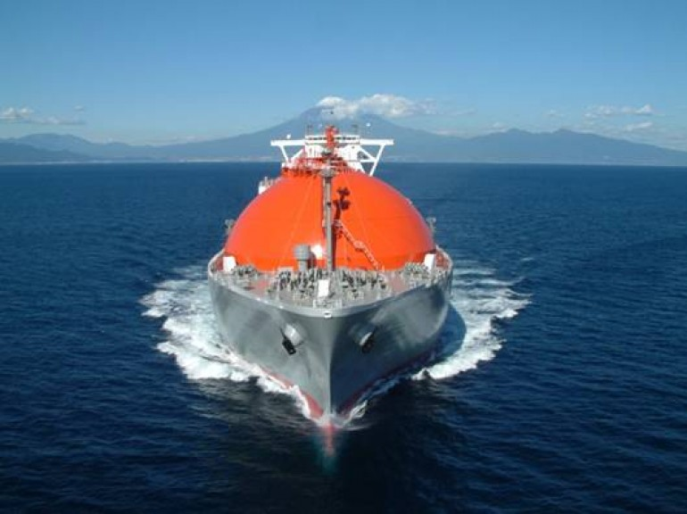 LNG set to be best performing sector in shipping this year