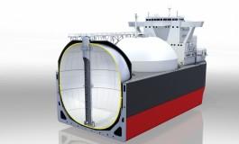 Kawasaki Heavy markets new LNG tank for the expanded Panama Canal