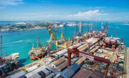 Singapore yards suffer 58% orderbook decline