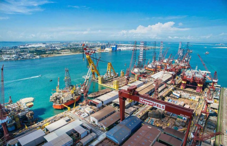Keppel Offshore and Marine cuts another 1,250 staff