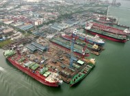 Keppel Shipyard secures four new contracts worth over $60m