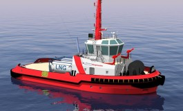 Keppel wins order for pair of dual-fuel diesel LNG tugs