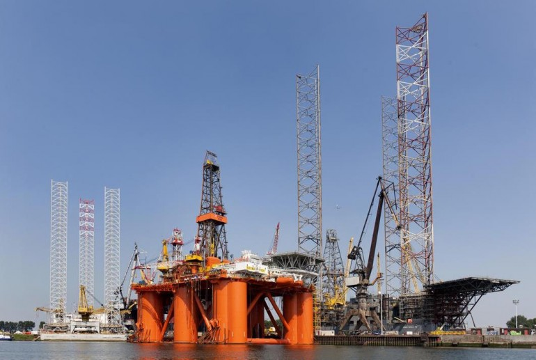 Keppel agrees to sell Rotterdam yard to Damen