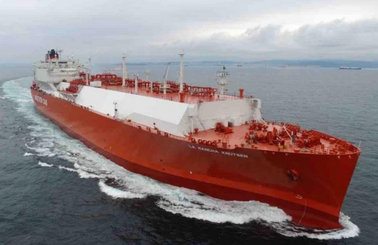 Knutsen in for Hyundai Heavy LNG carrier