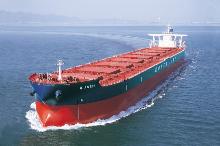 Korea Line chooses Chengxi to build bulker quartet