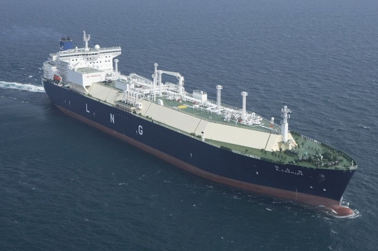 Kogas selects Korea Line and Samsung Heavy for Jeju LNG project