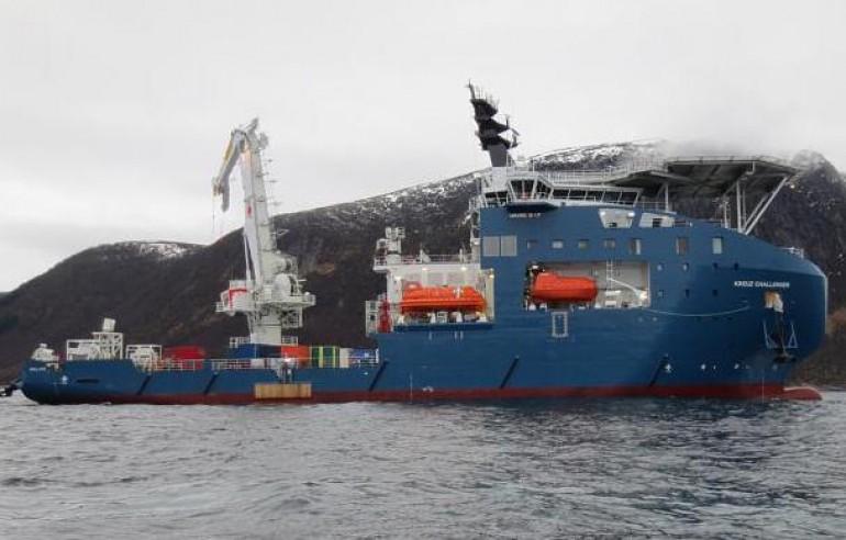 Kreuz Subsea awarded five-vessel project off India