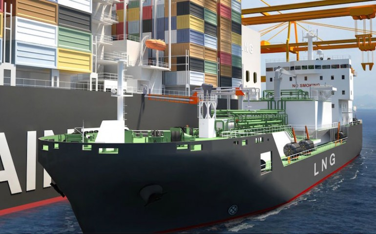 Total and Pavilion to offer LNG bunkering from Singapore