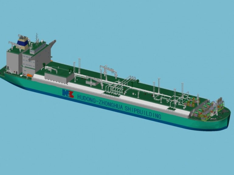 Dynagas inks leasing deal for LNG-FSRU pair with CSSC Shipping